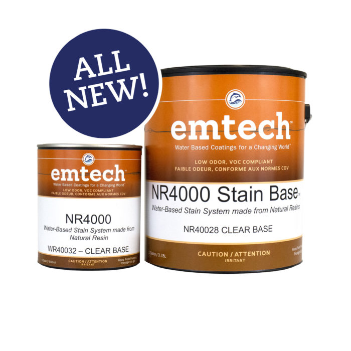 EMTECH NR4000 Stain Series